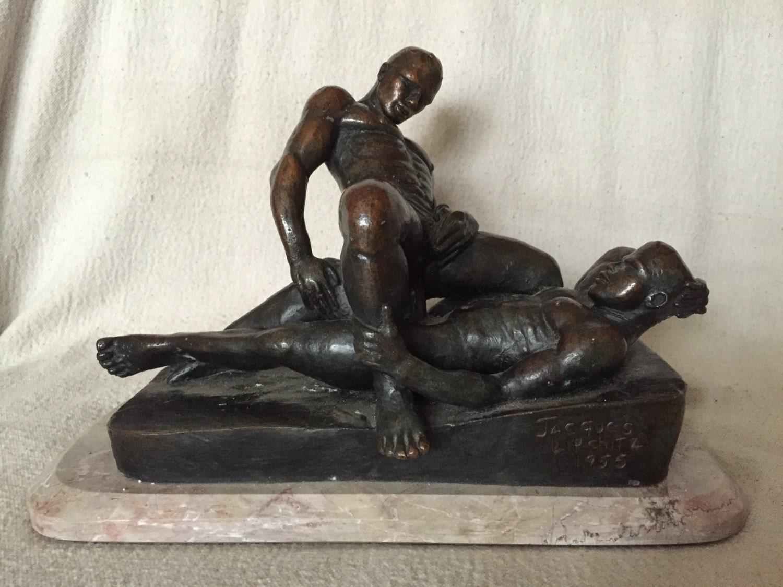 """divina"" Erotic statue lifesize slut water"