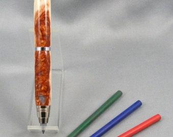 Multi Colored Acrylic Sketch Pencil