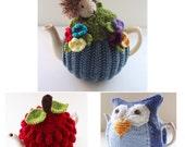 Custom Order - 3 tea cosies (as pictured)