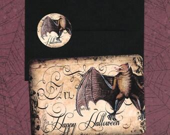 Halloween, Bats, Halloween Cards, Stickers, Halloween Bat, Happy Halloween