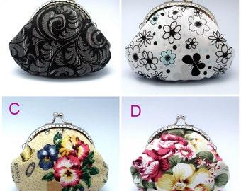 BIG SALE - Small clutch / Coin purse (GP9)