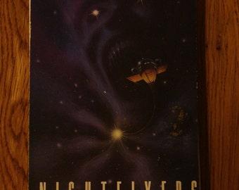 Nightflyers Notepad