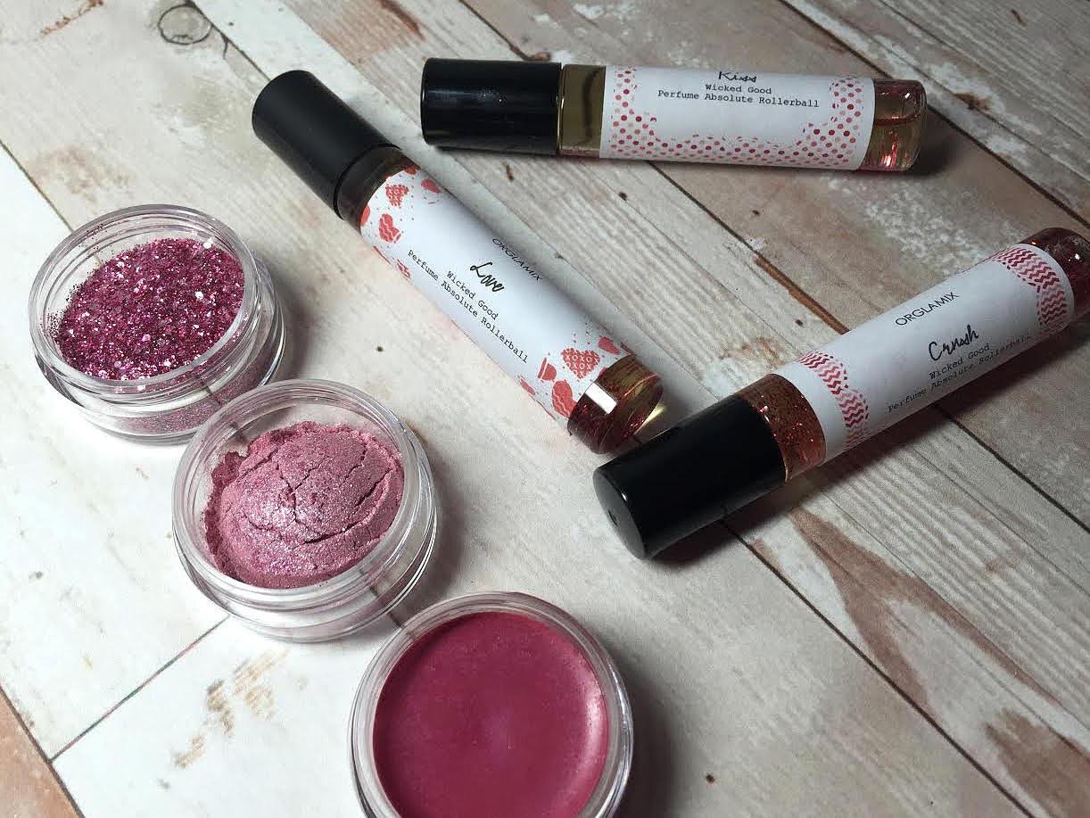 Orglamix Mineral Makeup