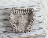 Diaper Cover (Dark Oak) - READY TO SHIP