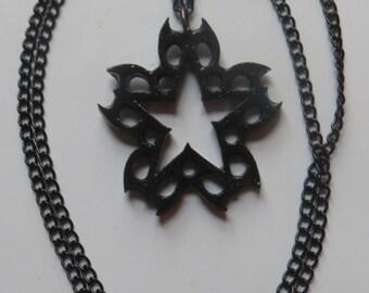 Black  Veil Brides inspired necklace
