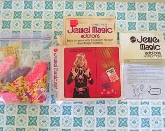 CUTE Vintage Mattel Hippie Plastic Beads