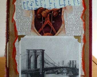 Hand-Made Collage (Fine Art)