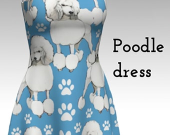 Poodle Dress for Poodle lovers