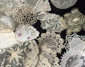 17 Beautiful Vintage Lace and Doilies