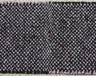 Handwoven Twined Rug