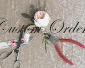 Custom Listing for Susan - 50% Deposit for Custom Wedding Package