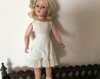 21 inch Hard Plastic Doll