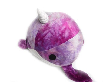 Huge Narwhal Plush Toy
