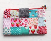 two in one zipper pouch