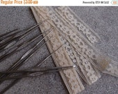 SALE SALE SALE Vintage Crochet Hook Size 10 Lace Doily Making Supplies Stainless Steel