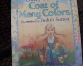 Coat of Many Colors by Dolly Parton C-1994 First Edition