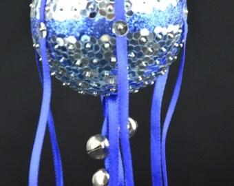 Jingle Bell Blues Ornament