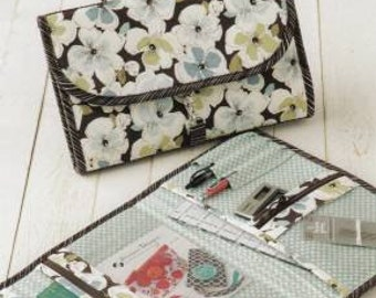 Classmate Organizer Sewing Pattern by Atkinson Designs