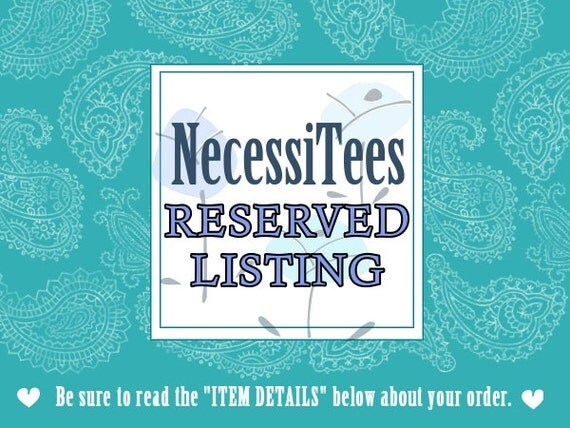 Reserved for tericawhitted805