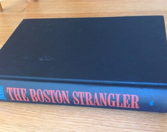 A Vintage Copy of The Boston Strangler byGerold Frank