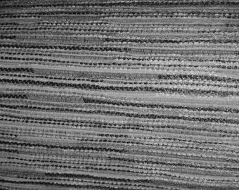 SHADES OF GRAY  Striae Textured Stripe Woven Upholstery Fabric, 20-24-13-0316