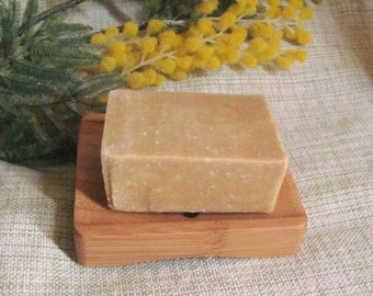 Portland Honey Soap,  Honey Goat's Milk Soap, Natural Milk Soap, Olive Oil Soap, Milk and Honey Soap