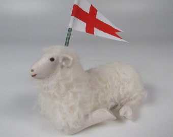 Agnus Dei Lying Straight from Colin's Creatures