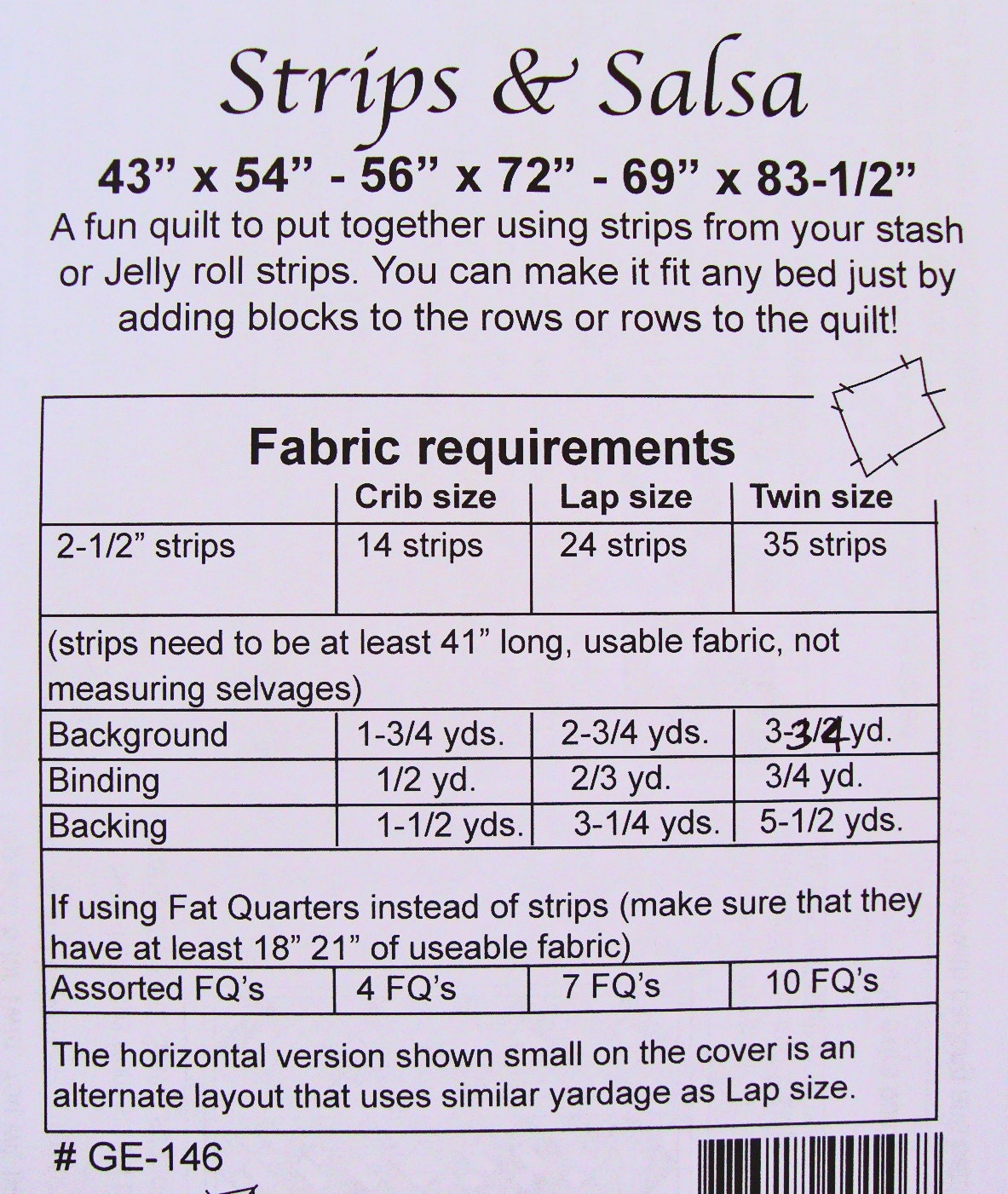 Crib size quilts for sale -  8 10