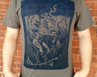 Evil Unicorn T-shirt