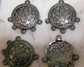 Black-chandelier-earring-findings-4pcs-lot-5-to-1-necklace-spacer-bars-fpe156