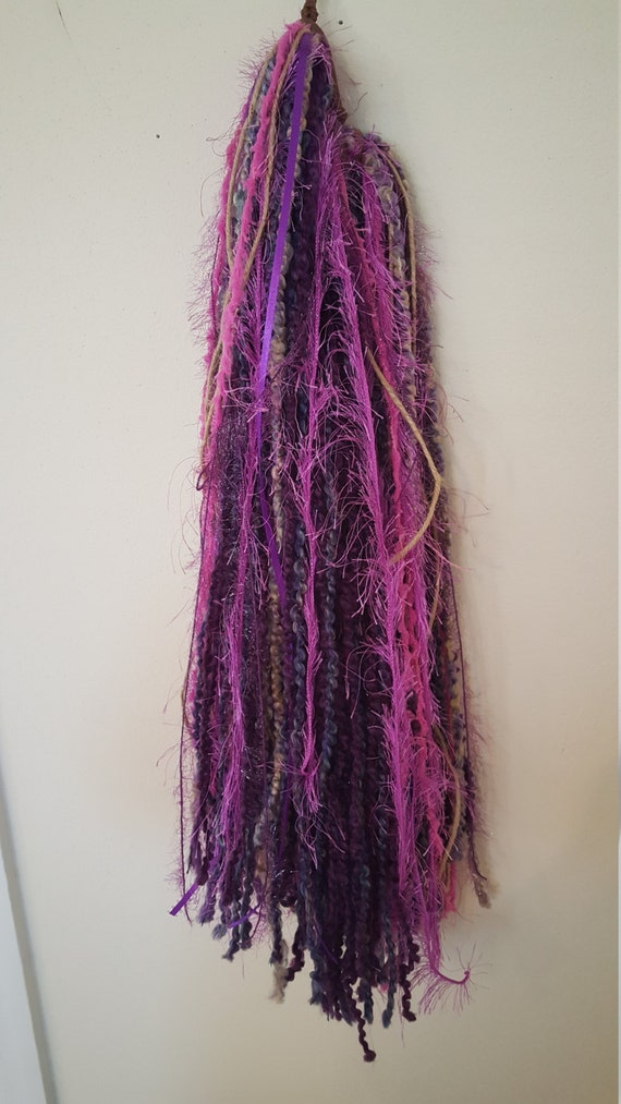 Turbo's Fairy Wigs -  Purple Fairy (TYDF-003) Made to Order