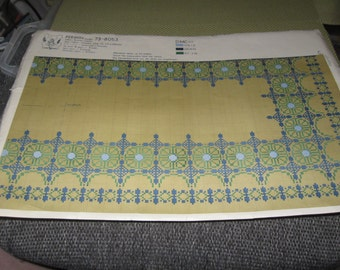 Counted Cross Stitch Runner