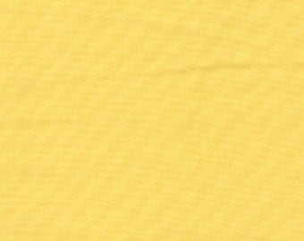 Bella Solids by Moda for Moda ~ 100% Cotton BTY ~   Buttercup  9900-51
