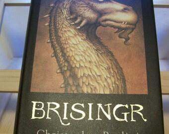 Book, Brisinger, Christopher Paolini