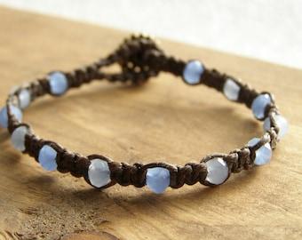 Seaside Beaded Bracelet