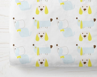 Baby shower gift boy - Boy toddler bedding - Crib sheets fitted - Crib sheets boy - Nursery bedding - Blue nursery decor - Crib bedding sets