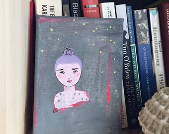 original painting // i'm okay.