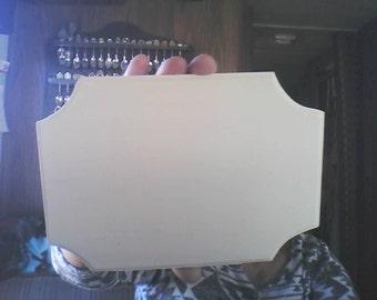 small pendulum board 5 x 7 1/4 inch thick
