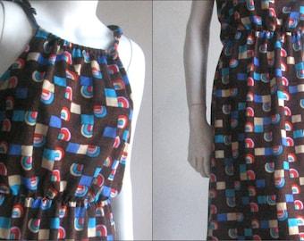 70s vtg Sidney dress