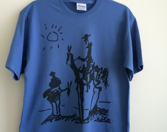 Don Quixote -  Blue - Medium