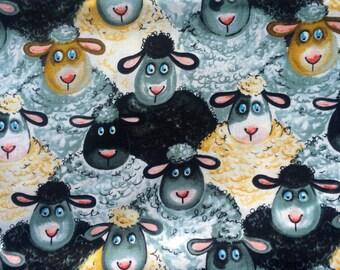 Rare Sheep Fabric