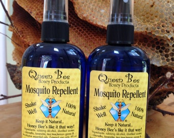 2 for 12 Mosquito repellent by queen bee honey products
