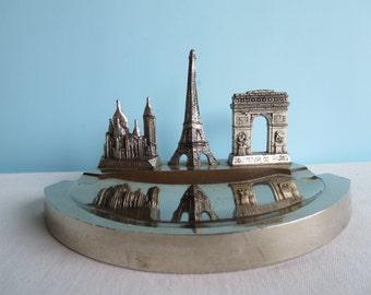Vintage Paris Trinket Dish - Eiffel Tower