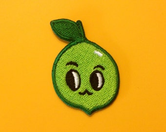 Little Lemon - Embroidered Patch