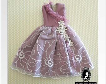 Vestido para Pullip, Neo Blythe o TangKou Doll.