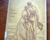Laissez le rugissement de l'ouragan en livre relié Vintage Rose Wilder Lane