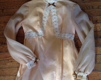 Vintage Lorrie Deb San Francisco Dress