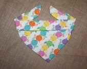 LARGE Easter Chicks Bandana. 27 Inches from end to end.