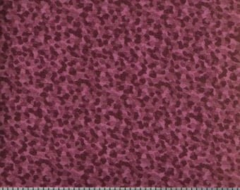 Cotton Fabric - Timeless Treasures Confetti Plum - by the Yard