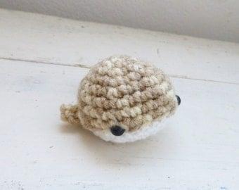 Amigurumi whale, crochet amigurumi, cute mini whale, amigurumi animal, ocean life, ready to ship, crochet whale, beach style